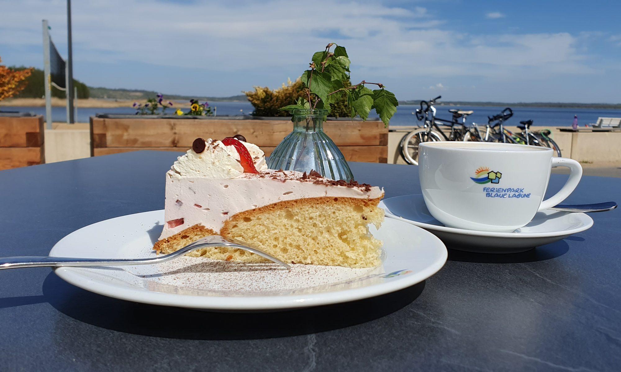 Strandrestaurant an der Blauen Lagune